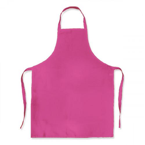 Pink Polycotton Apron 70x90cm