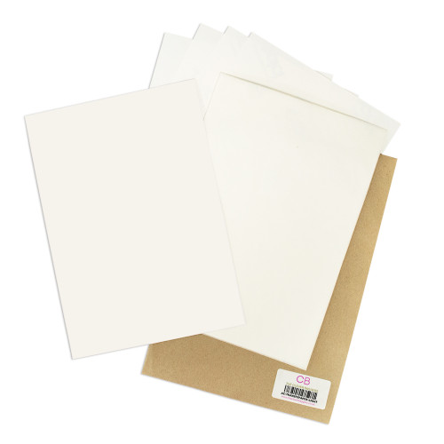 A4 Transfer Paper for Light Fabrics - pack contents