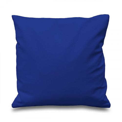 Blue Cotton Cushion Cover 41x41cm