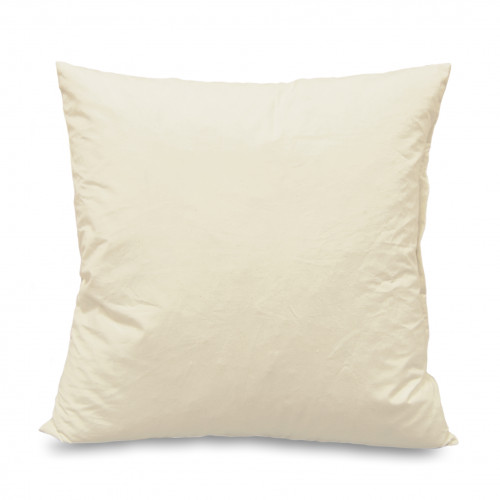 Cushion pad Feather filled 41x41cm Cambric covered