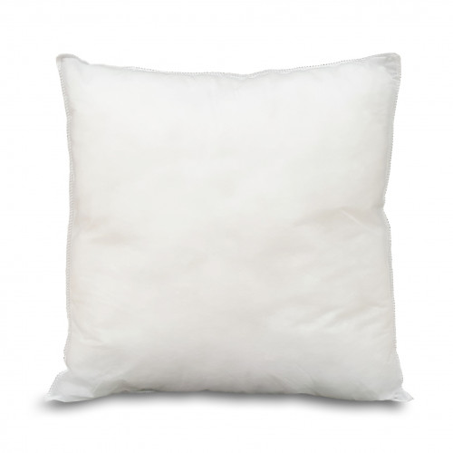 Cushion pad Polyester fibre filled 41x41cm Polycotton covered