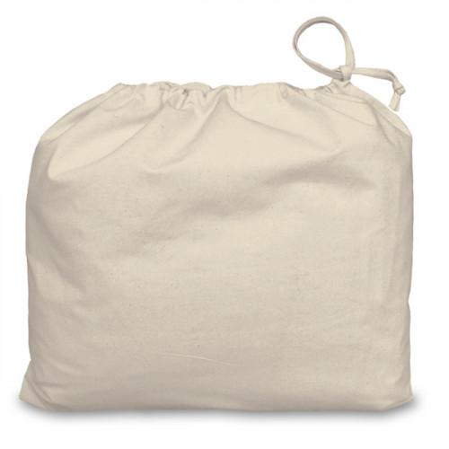 Natural cotton Drawstring Bag 48x42cm