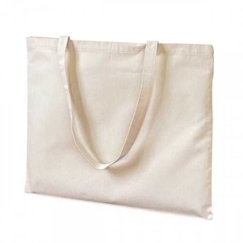 Natural canvas 8oz Carrier 48x38cm Long Handles