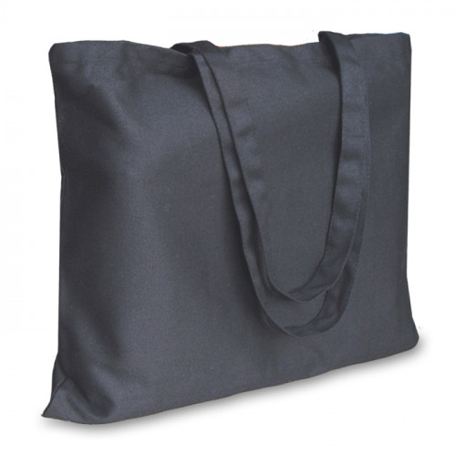 Slate Grey canvas 8oz Carrier 48x38cm Long Handles