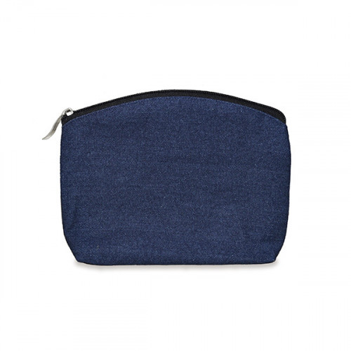 Indigo Denim purse/pouch 17x14 cm