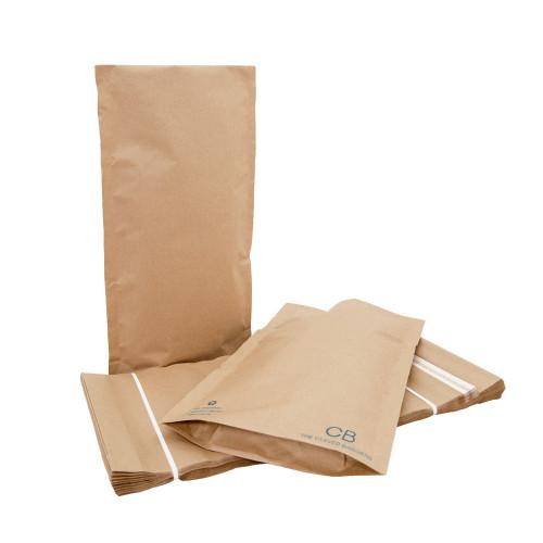 Pack of 50 Brown kraft paper Mailing Envelopes 26x44x6cm