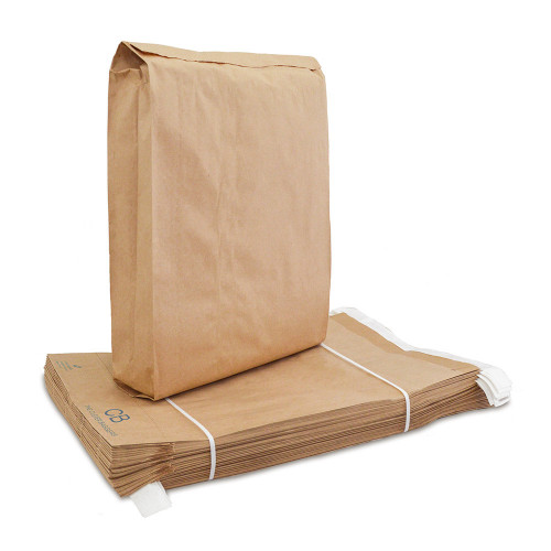 Pack of 50 Brown kraft paper Mailing Envelopes 33x48x10cm