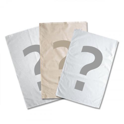 10 Printed Factory Seconds Cotton Tea Towels