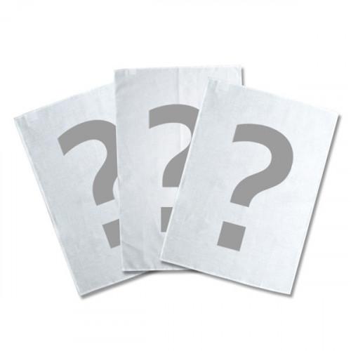 10 Printed Factory Seconds Linen or Linen/Cotton Tea Towels