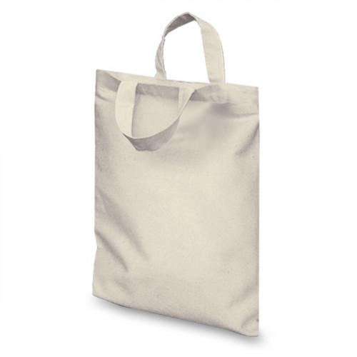 Natural cotton Goody Bag 21x26cm Flat