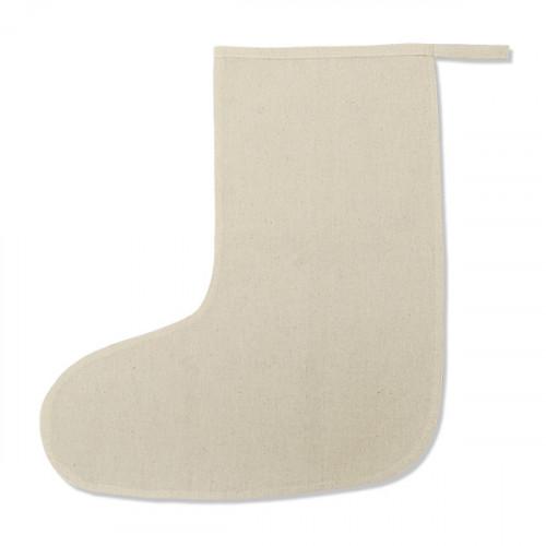 Natural cotton Medium Stocking 18x36cm