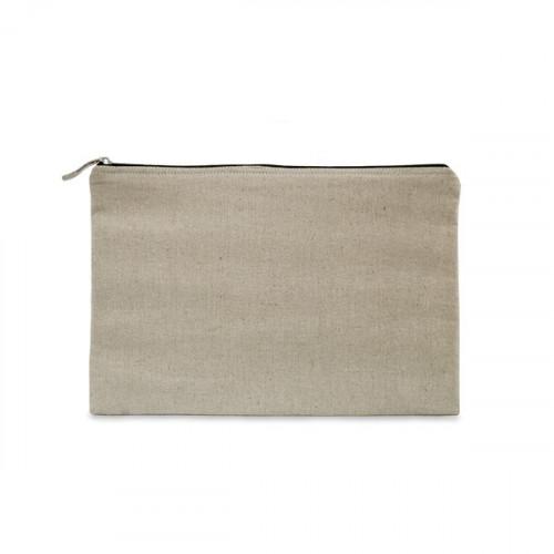 Natural hemp/cotton tablet protector case 25 x16cm