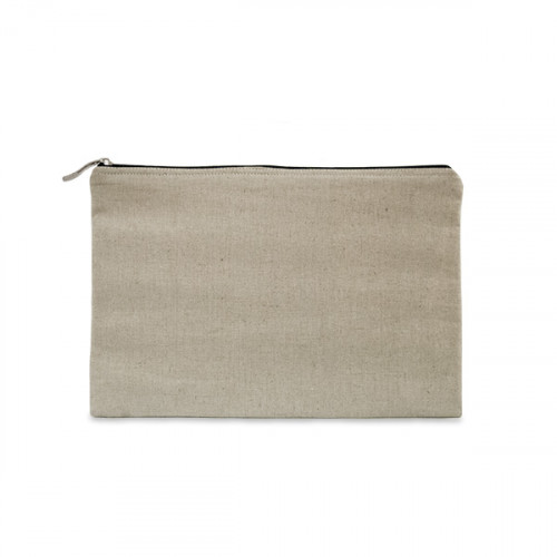 Natural hemp/cotton tablet protector case 25 x16cm