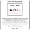 Linen Apron 70x90cm (L) 3 pockets