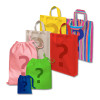 50 Printed Factory Seconds Small Cotton Bags