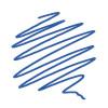 Fabric pen colour - dark blue