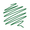Fabric pen colour - dark green