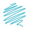 Fabric pen colour - light blue