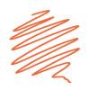 Fabric pen colour - orange